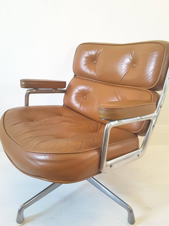 vintage eames time life lobby lounge chair at 1stdibs. Black Bedroom Furniture Sets. Home Design Ideas