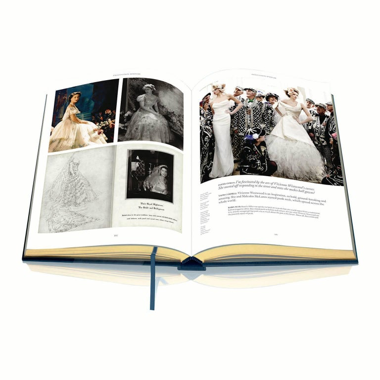 Vogue, Voice of a Century, the Official Signed Limited Edition Book For Sale 3