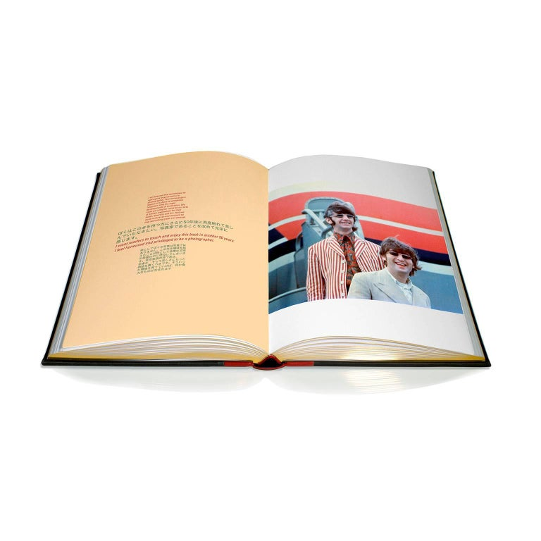 Contemporary Hello, Goodbye: The Beatles in Tokyo 1966, Limited Edition Book by Shimpei Asai For Sale