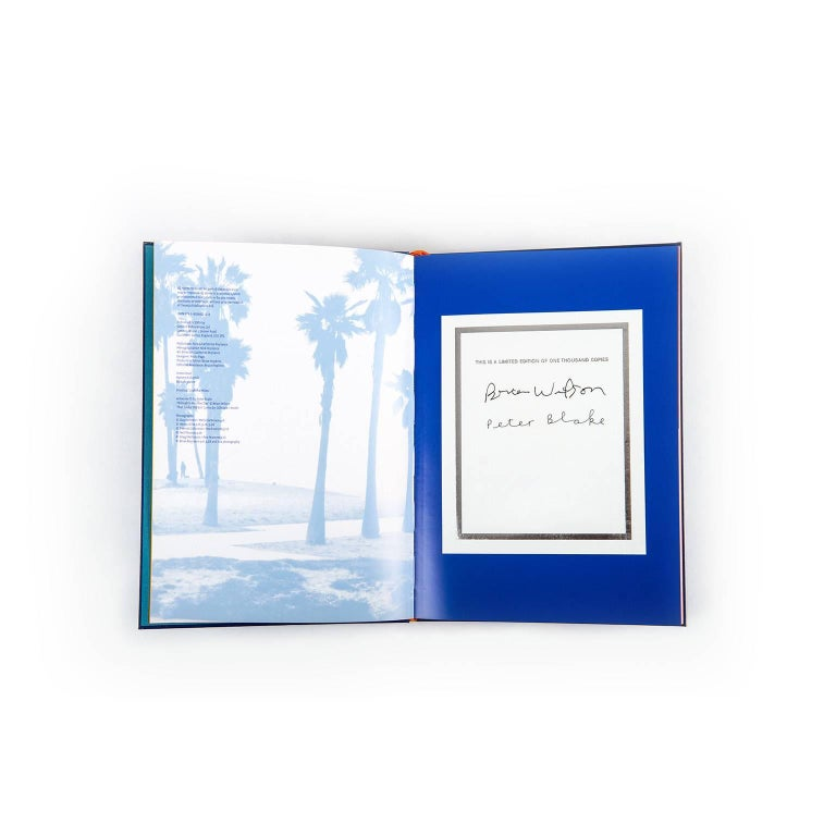 Hand-Crafted That Lucky Old Sun, Fine Art Boxed Set by Brian Wilson and Sir Peter Blake For Sale