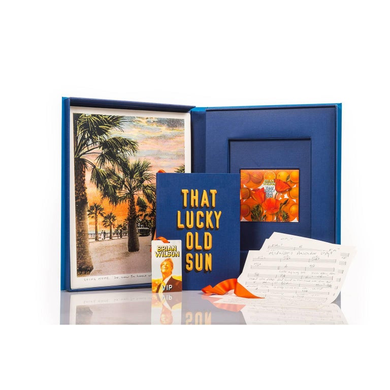 That Lucky Old Sun, Fine Art Boxed Set by Brian Wilson and Sir Peter Blake For Sale 1