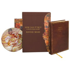Ronnie Wood - How Can It Be? Limited Edition, Signed Book and Record Set