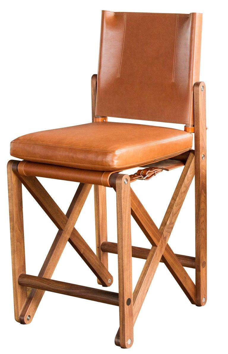 Maclaren Armless Counter And Bar Chair Or Bar Stool In Tan