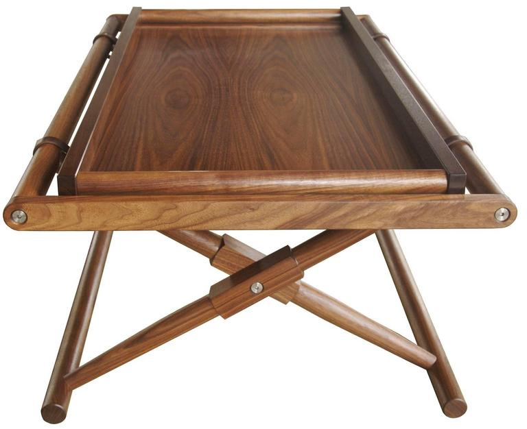 Matthiessen Coffee Table Type One In Oiled Walnut For Sale At 1stdibs