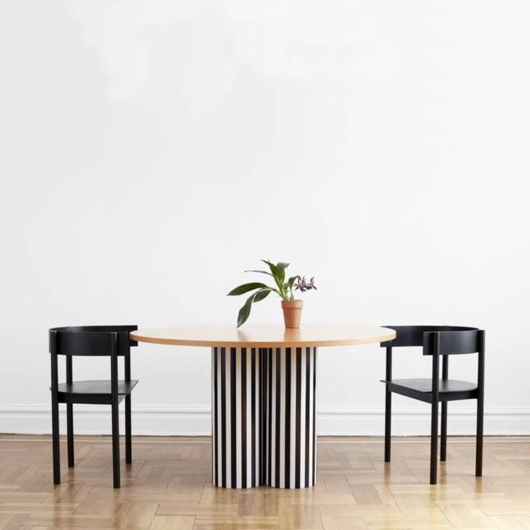 Slon Dining Table by Ana Kras In New Condition For Sale In New York, NY
