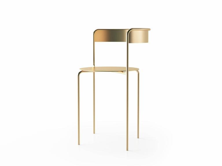 Contemporary Avoa Chair by Pedro Paulo Venzon For Sale