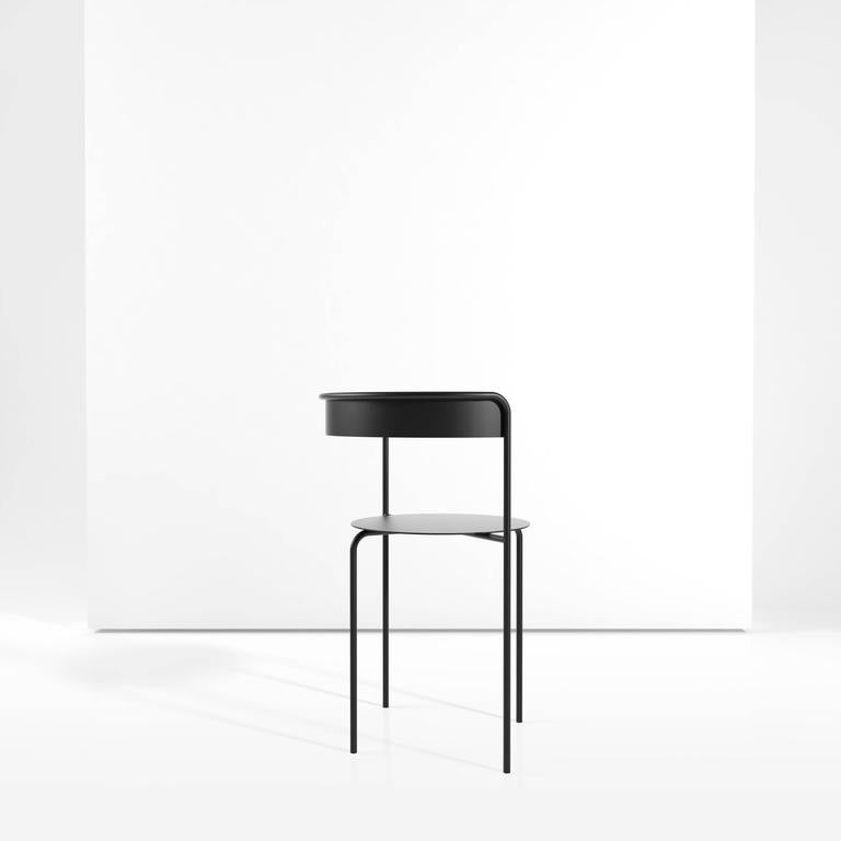 Brass Avoa Chair by Pedro Paulo Venzon For Sale