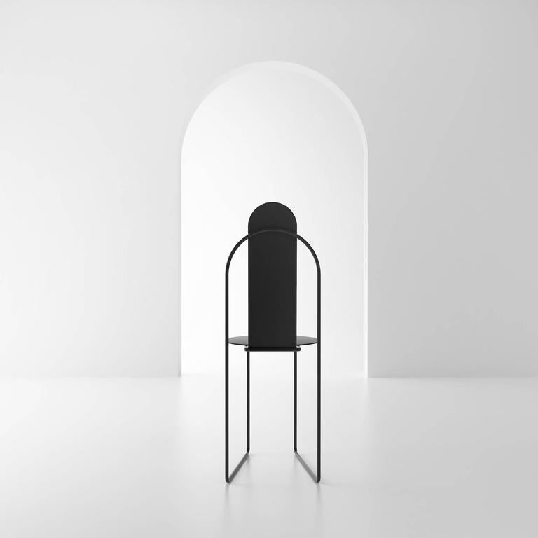 Pudica Chair by Pedro Paulo Venzon In New Condition For Sale In New York, NY