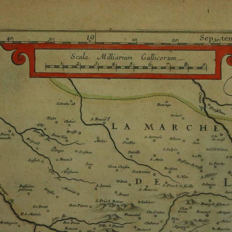 Antique French Copper Engraved And Hand Colored Maps Amsterdam - Antique maps amsterdam