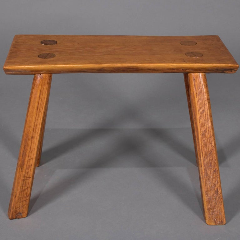 Adirondack Old Hickory School Hand-Carved Mortise & Tenon Slab Wood Bench For Sale 1