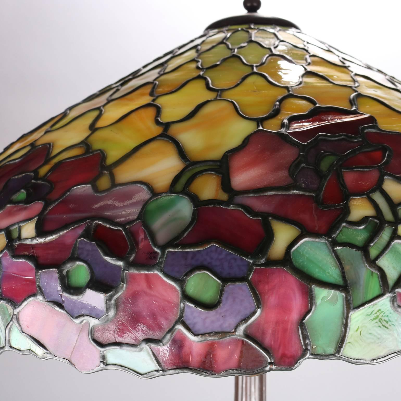 Kimberly Co. Mosaic Oriental Poppy