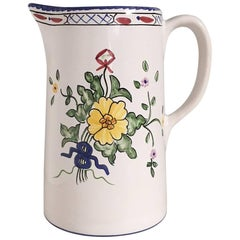 Tiffany & Co. Lisbon Hand-Painted Pitcher
