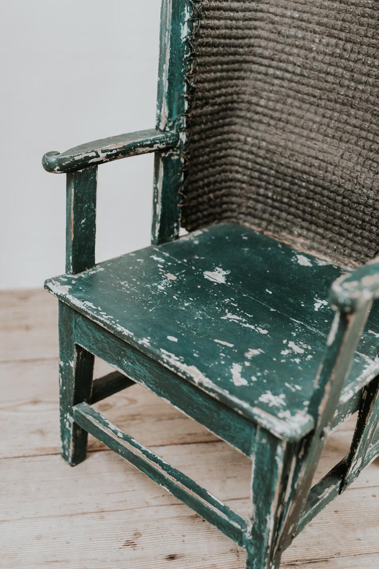 Wood 19th Century Orkney Chair For Sale