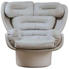 Elda Lounge Chair by Joe Colombo, 1963