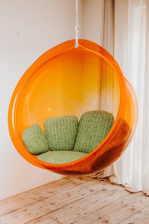 1960s Hanging Bubble Chair By G Plan At 1stdibs