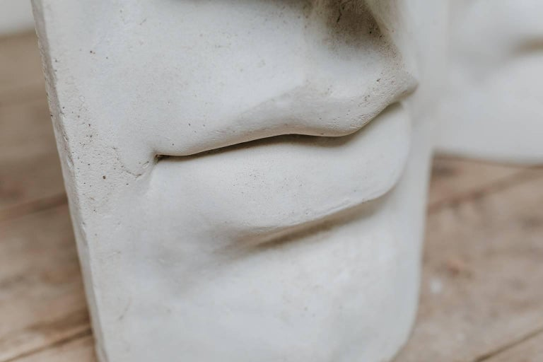 20th Century Plaster Figures For Sale 1