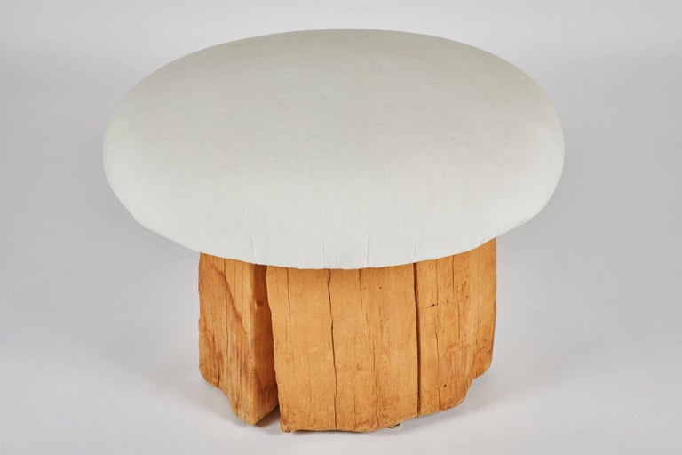 Mushroom Stool By Michael Taylor For Sale At 1stdibs