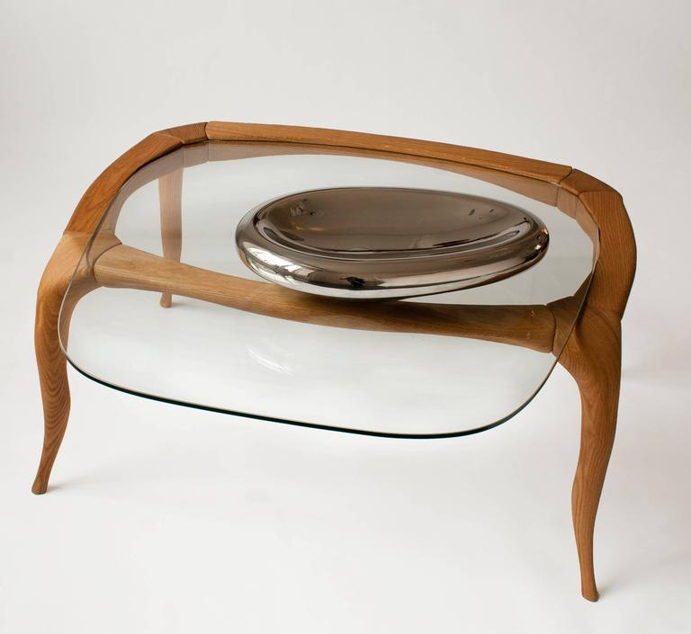 Modern Domo Coffee Table by Nigel Coates For Sale