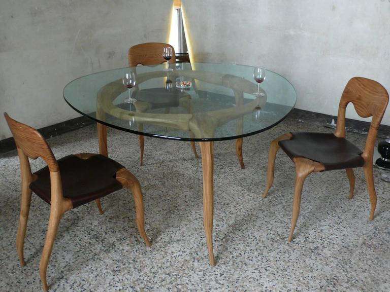 Modern Domo Table by Nigel Coates For Sale