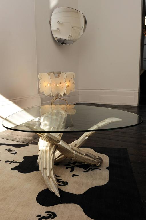 Modern Wing Table by Nigel Coates For Sale
