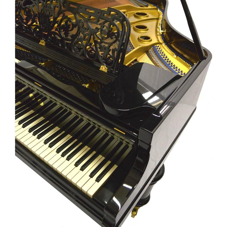 Carl Mand are renowned for producing some of the finest pianos ever made. The Germany company that was based in the city of Coblenz where the Rhine and Moselle rivers meet, a region famous for producing fine wine. This piano is like a fine wine, it