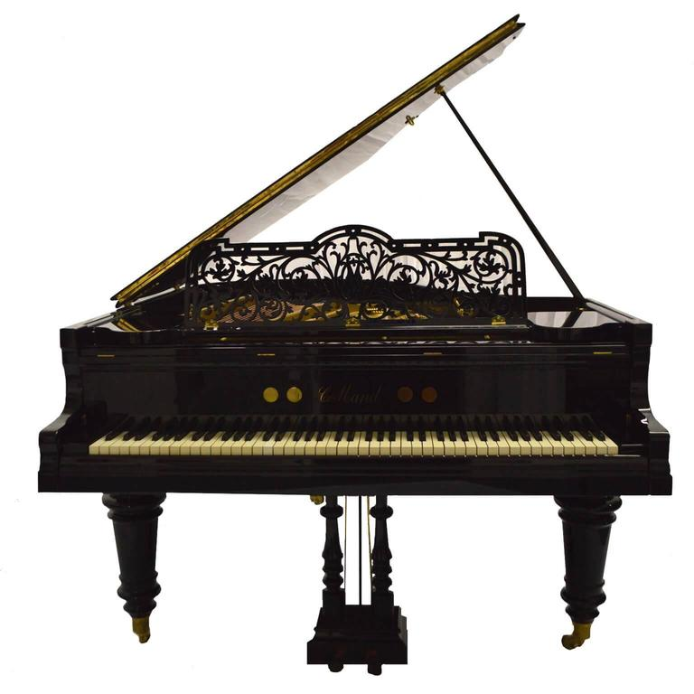 Carl Mand Grand Piano In Excellent Condition For Sale In Macclesfield, GB