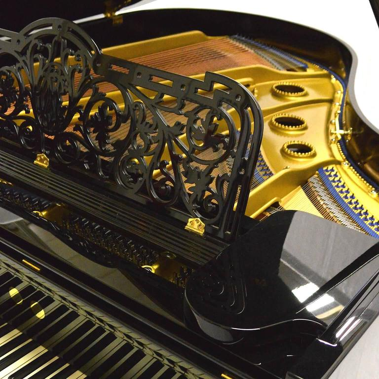 Early 20th Century Carl Mand Grand Piano For Sale