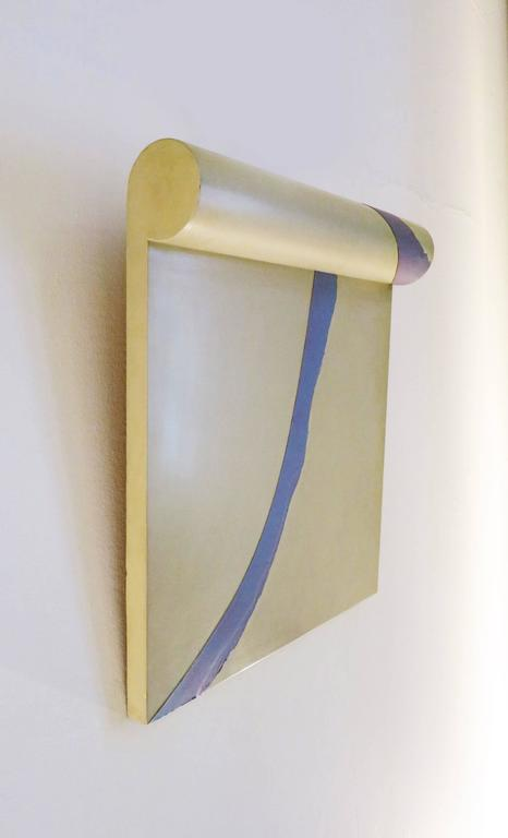"Bruce Tippett ""Scroll"" Painting 3"
