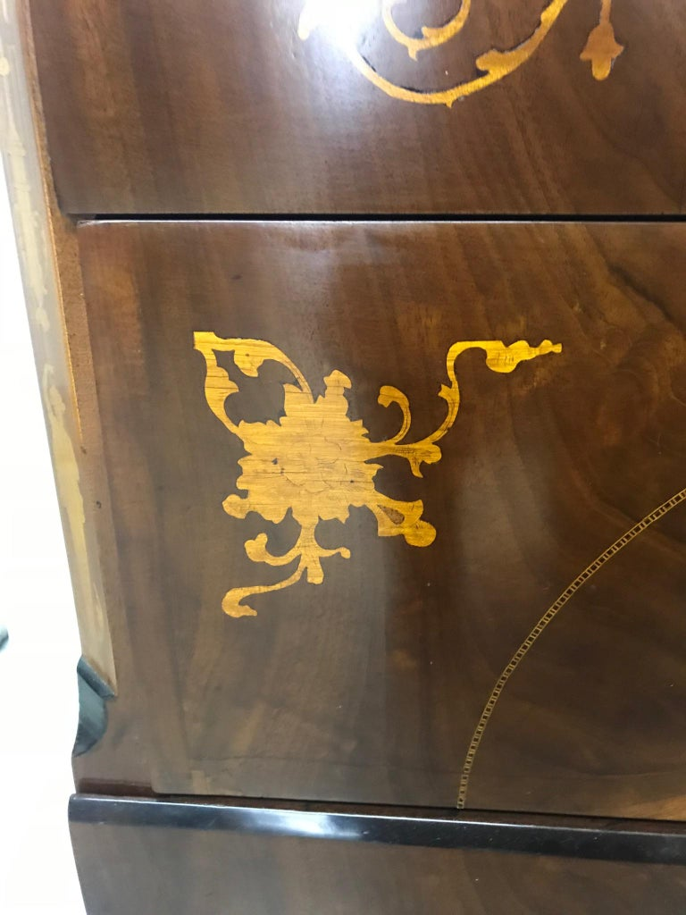 Empire Dresser 1810 In Excellent Condition For Sale In Lyngby, DK
