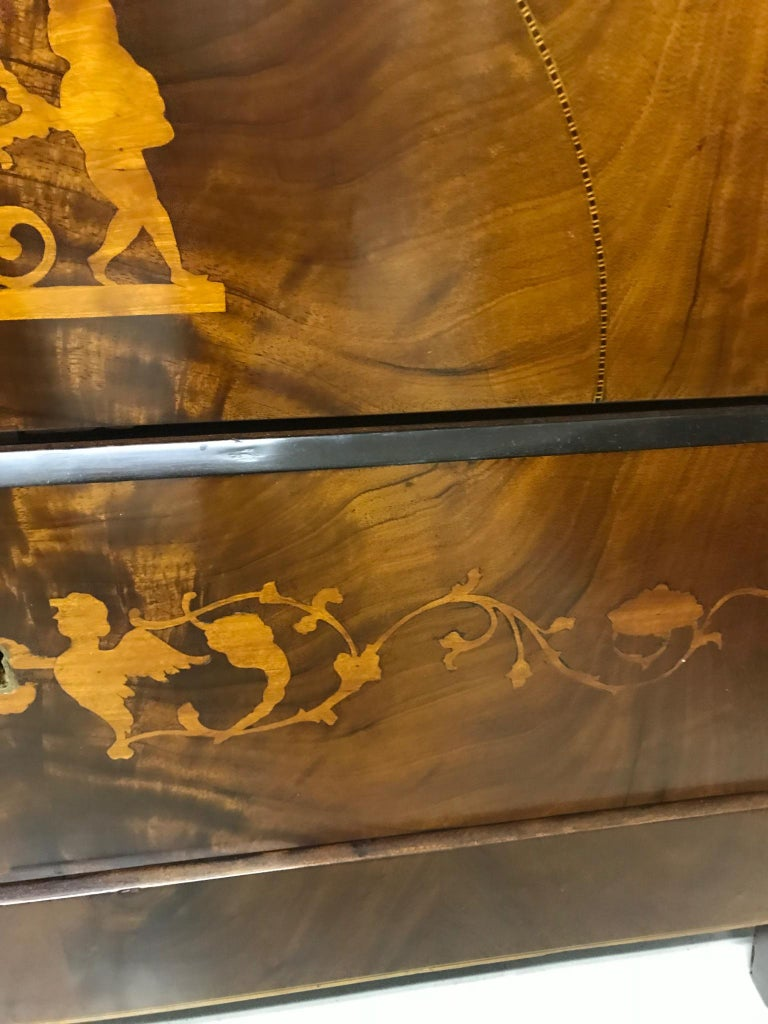 Empire Dresser 1810 For Sale 5