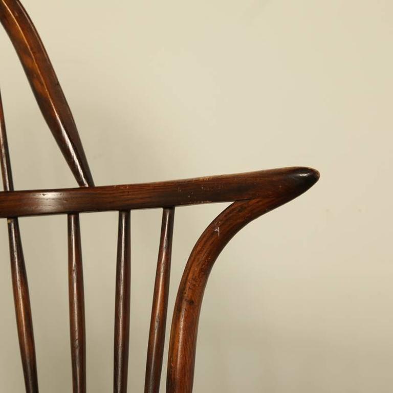 Stick Back Windsor Chair At 1stdibs