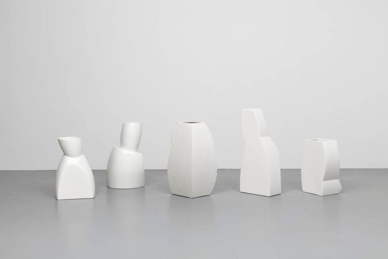 George J. Sowden, Rockley Vases, Driade Editions 3