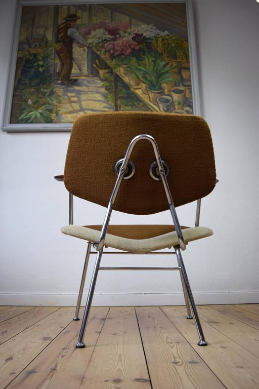 Danish Studio Chair by Vermund Larsen, 1961 In Good Condition For Sale In Nyborg, DK