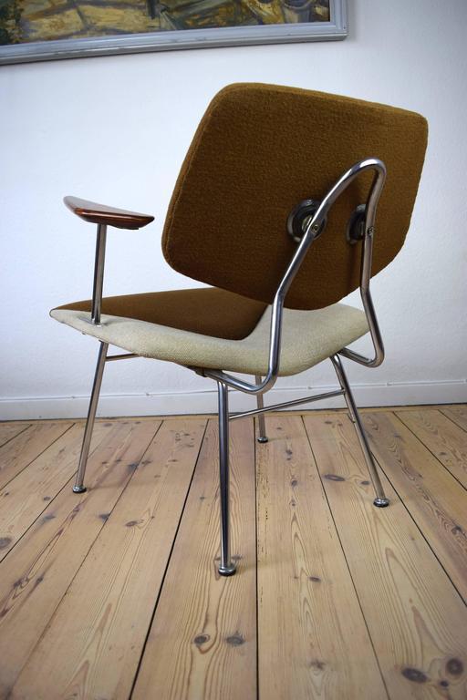 Danish Studio Chair by Vermund Larsen, 1961 For Sale 2