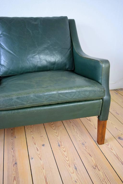danish vintage sofa by rud thygesen for vejen polster at 1stdibs. Black Bedroom Furniture Sets. Home Design Ideas