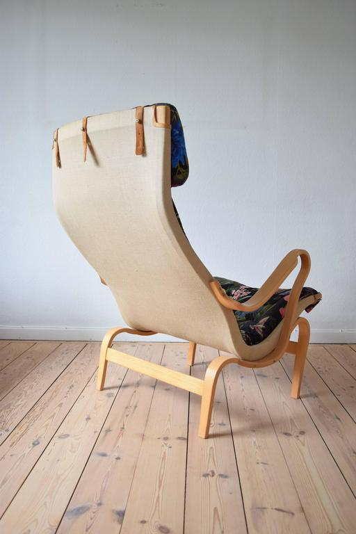 Bruno Mathsson Pernilla Chair by DUX In Good Condition For Sale In Nyborg, DK