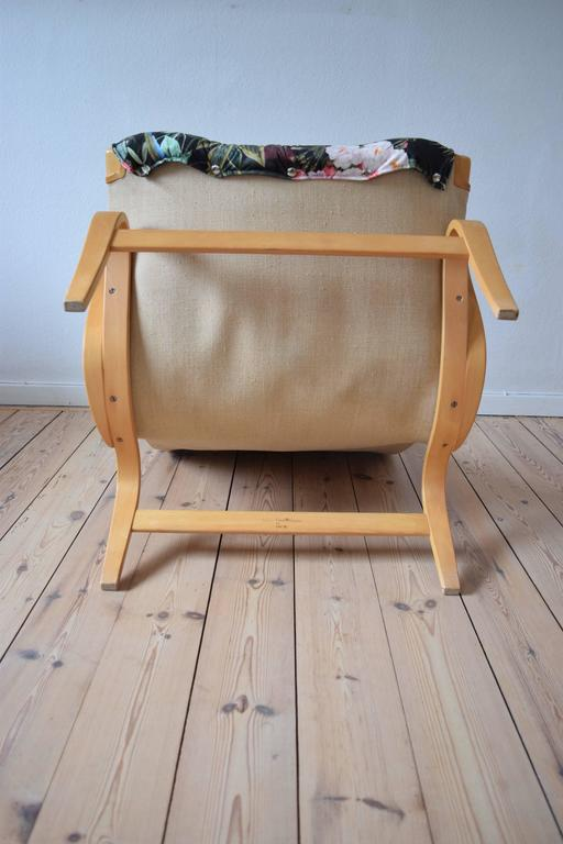 Late 20th Century Bruno Mathsson Pernilla Chair by DUX For Sale