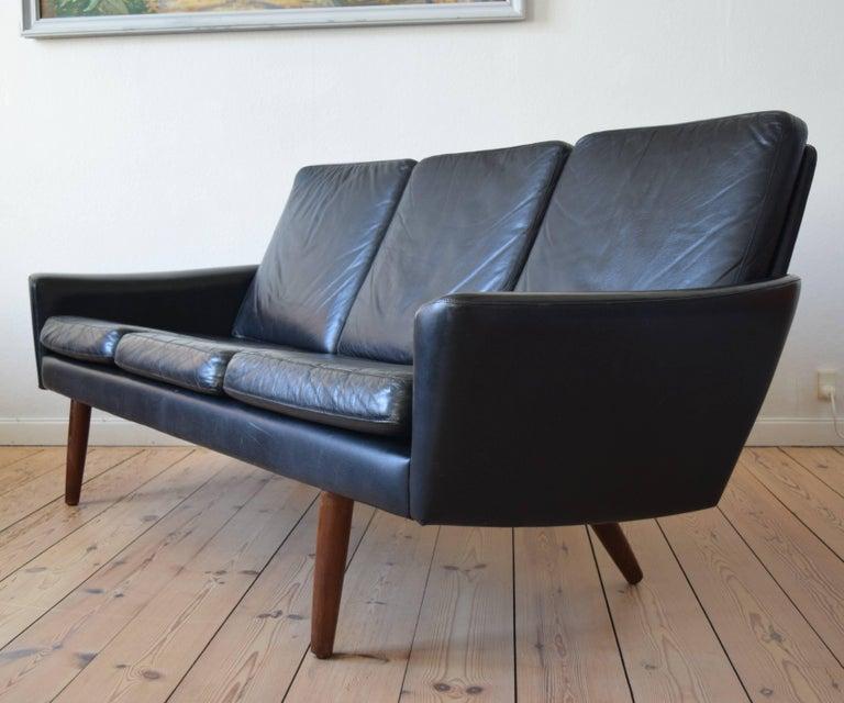 Mid-Century Modern Danish Vintage Midcentury Sofa, 1960s For Sale