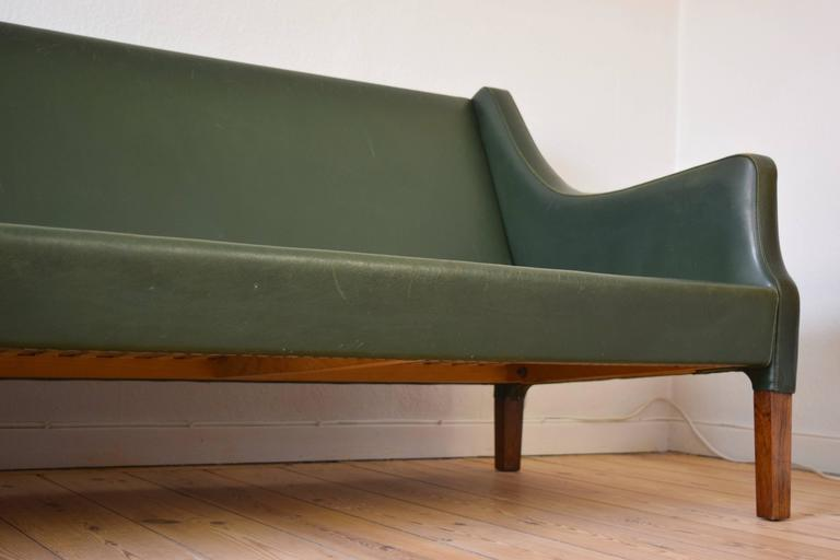 Danish vintage sofa by rud thygesen for vejen polster at 1stdibs Sofa polster erneuern
