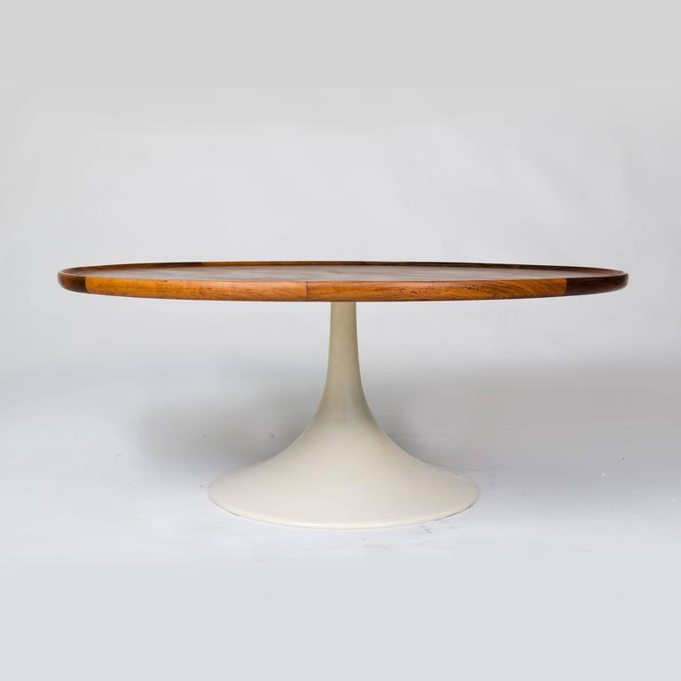 Corremandel Coffee Table In The Style Of Eero Saarinen For Sale At 1stdibs