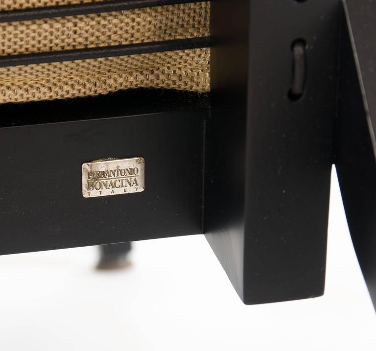 Pierantonio Bonacina Pair Of Astoria Hb Lounge Chairs