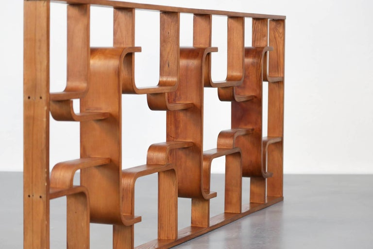 Pair of Wall Units, Room Dividers by Ludvik Volak, Good Condition ...