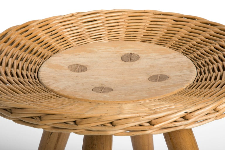 Wooden Stool For Sale At 1stdibs