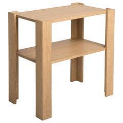 Corner Bracket Side Table for FERRER