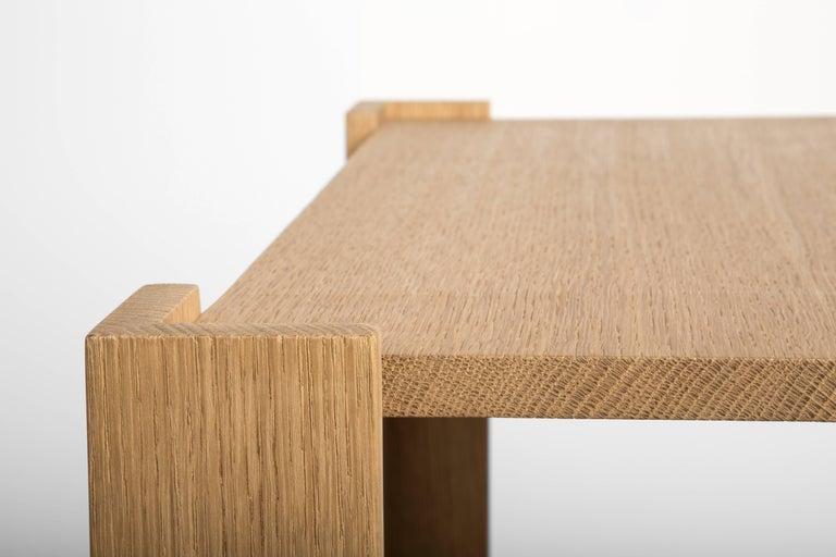 FERRER Corner Bracket Side Table, FERRER 4