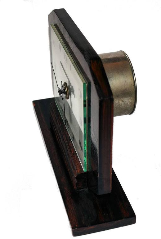 20th Century 1930s Art Deco Modernist Clock by ATO For Sale