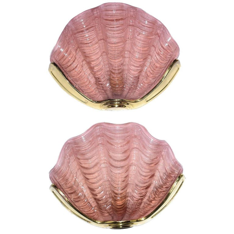 English Pair of 1930s Art Deco Wall Light Sconces at 1stdibs