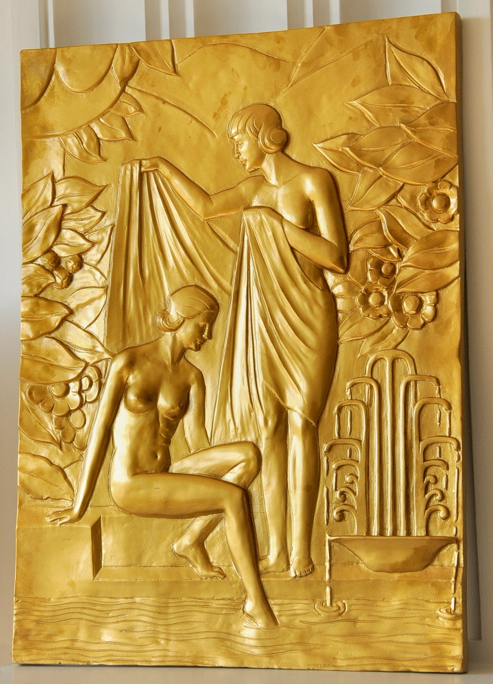 Modern Art Deco Wall Panels Mold - All About Wallart - adelgazare.info