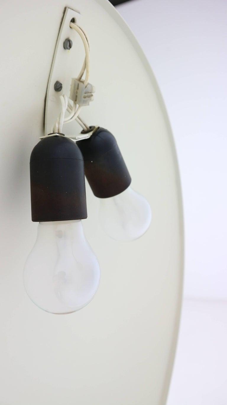 Metal Stilnovo Lamp Model 232 by Bruno Gatta, Italy, 1962 For Sale