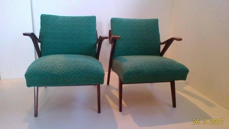 Pair of armchairs in brussels style for sale at 1stdibs for W furniture brussels